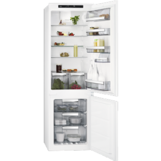 AEG Frost Free Integrated Fridge Freezer 177.2 cm A+ SCE8181VTS
